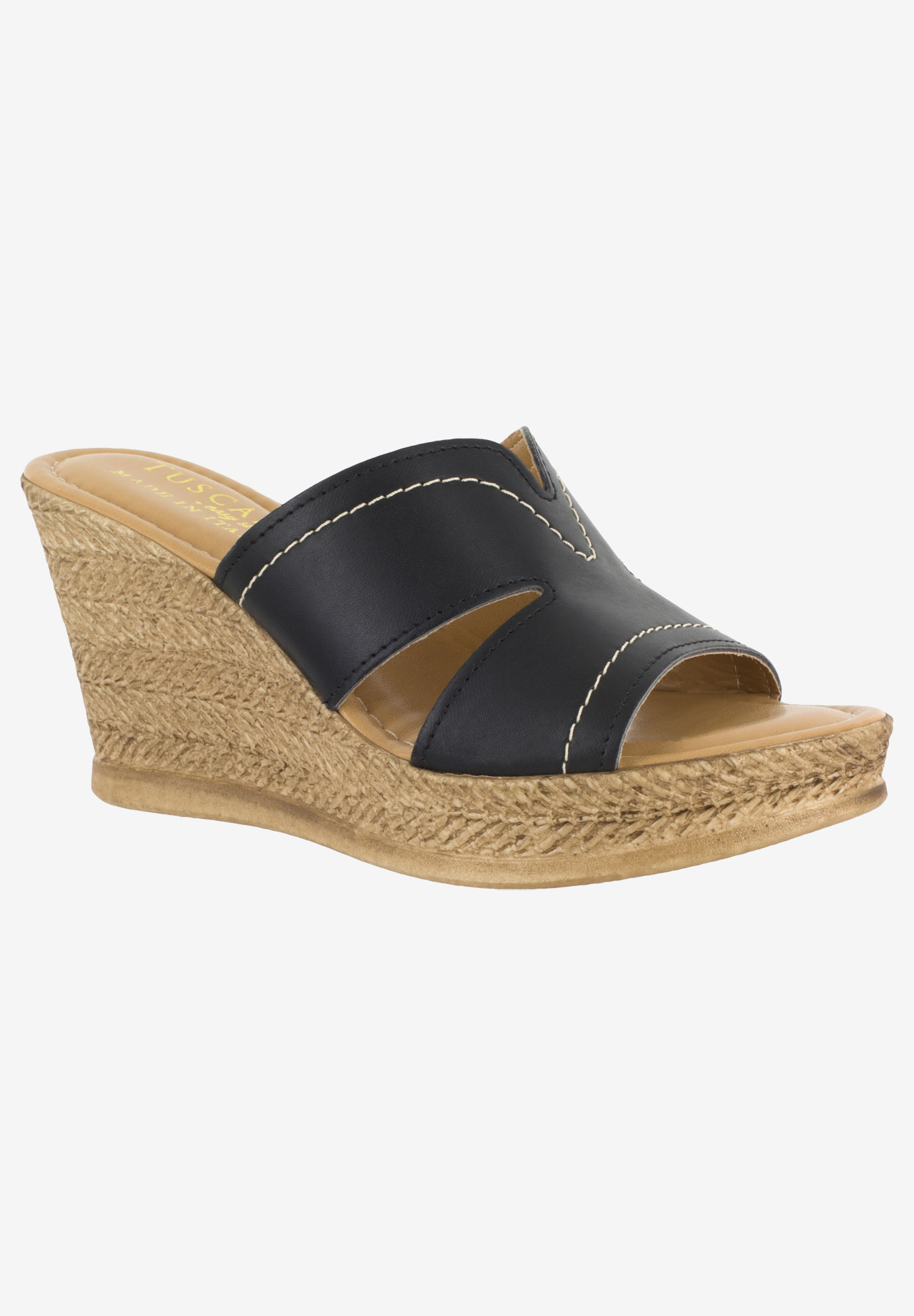 Marsala Tuscany Wedge by Easy Street®,