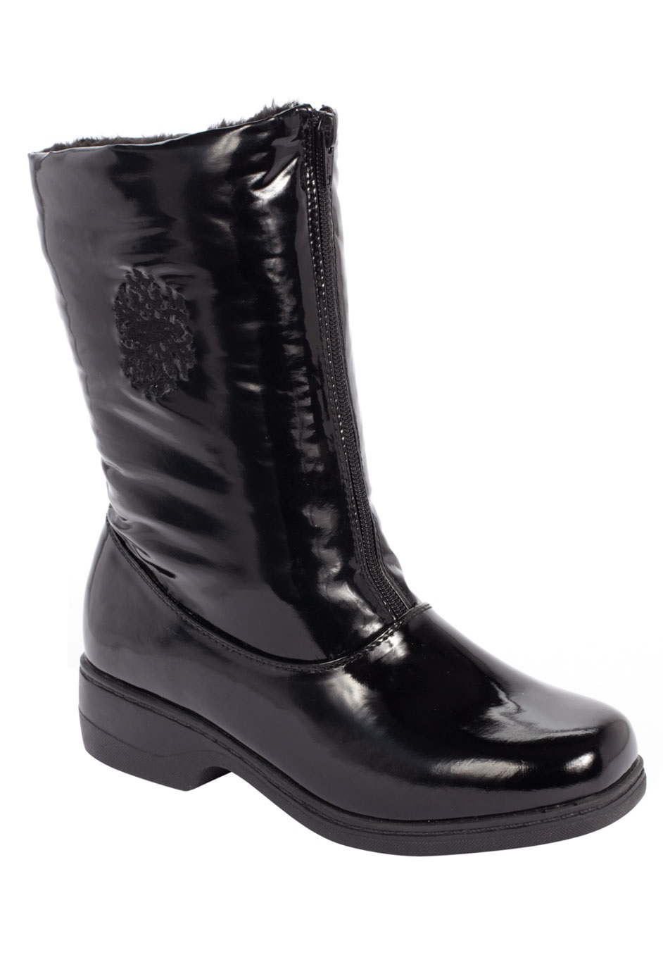 3f8862b0 Snowflake Water Repellent Boots | Plus Size Boots | Full Beauty