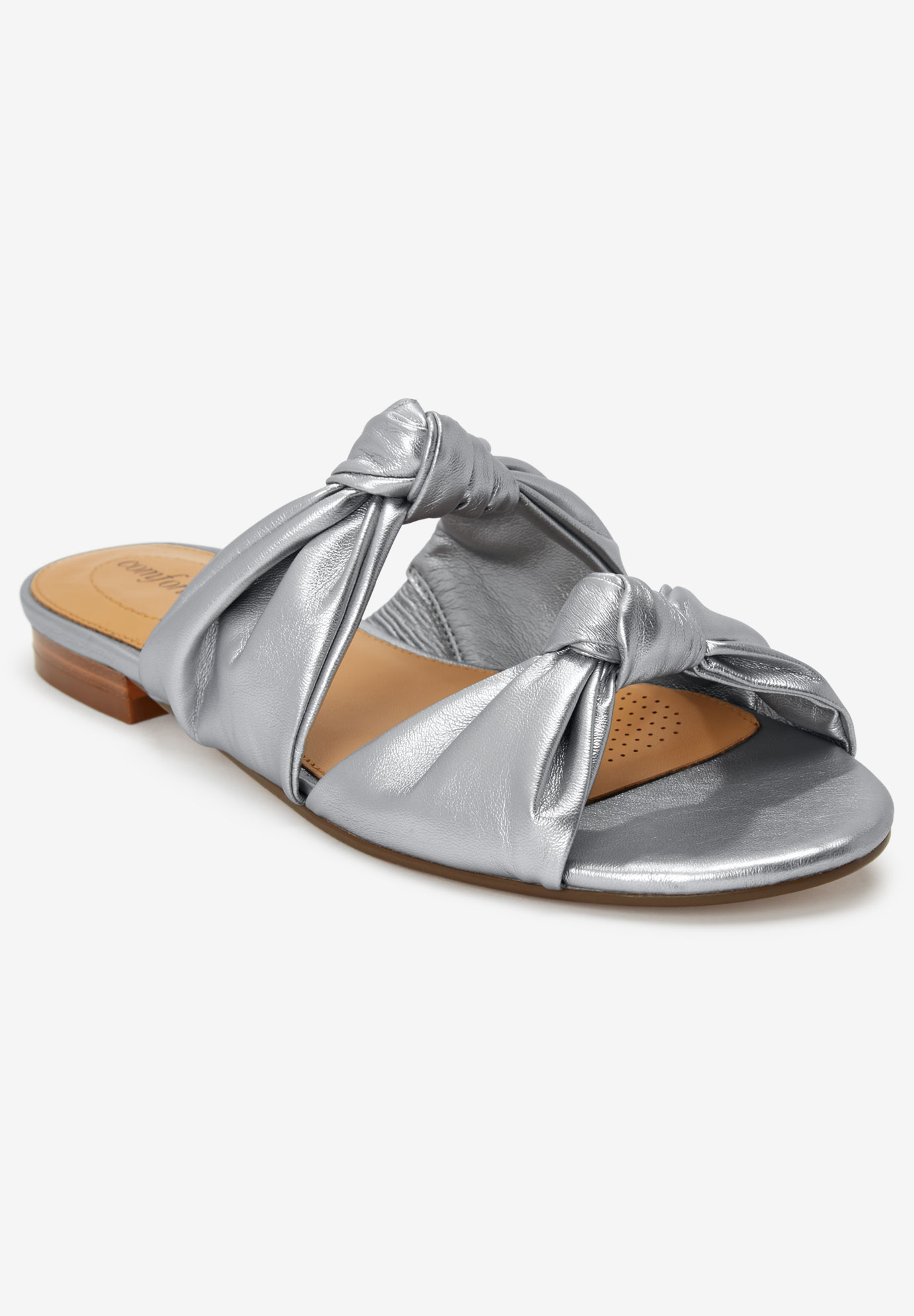 6a0a24338 The Jaclyn Sandal by Comfortview®