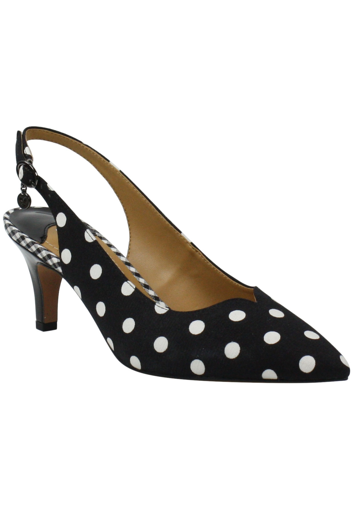 Envizyn Pumps by J. Renee',