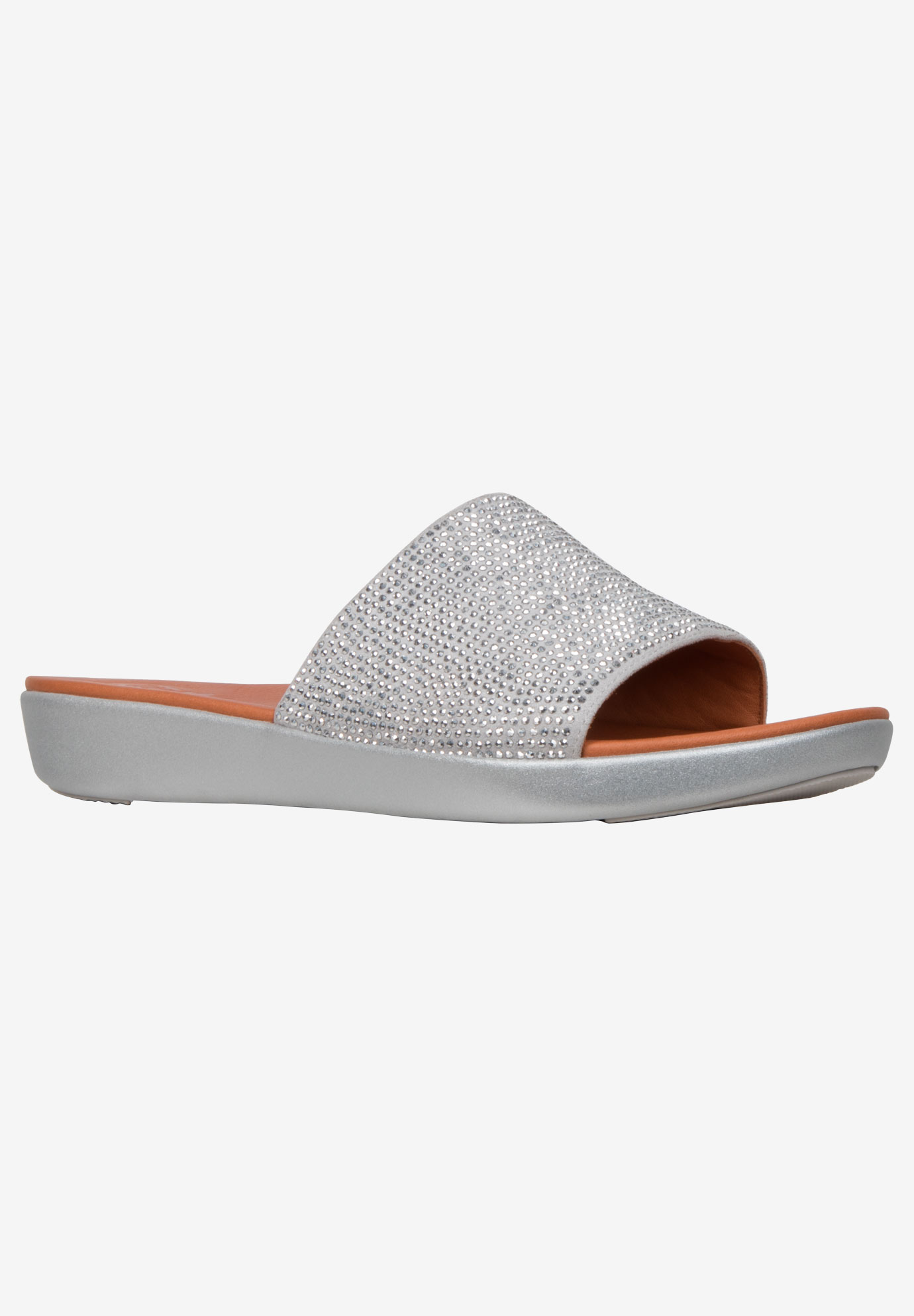 Solar Crystalled Sandal by FitFlop,