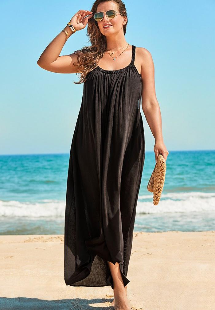 Candace Maxi Dress Cover Up,