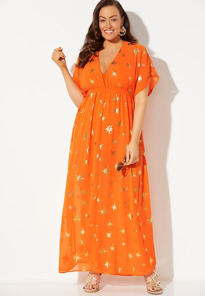 GabiFresh Fame Maxi Dress Cover Up,