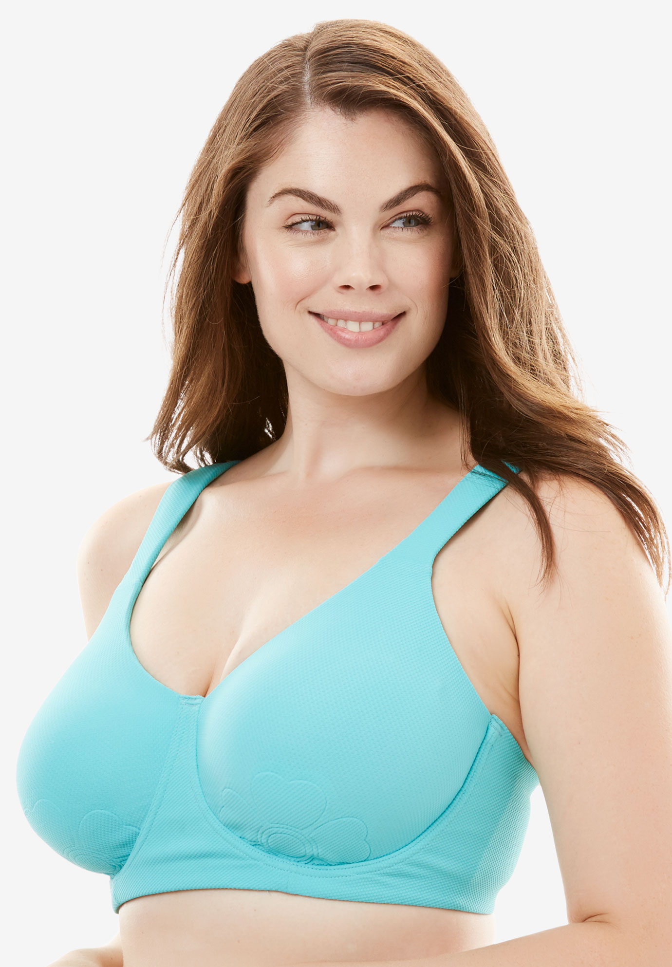 ff3f188b19f Petal Boost® Underwire Bra by Comfort Choice®