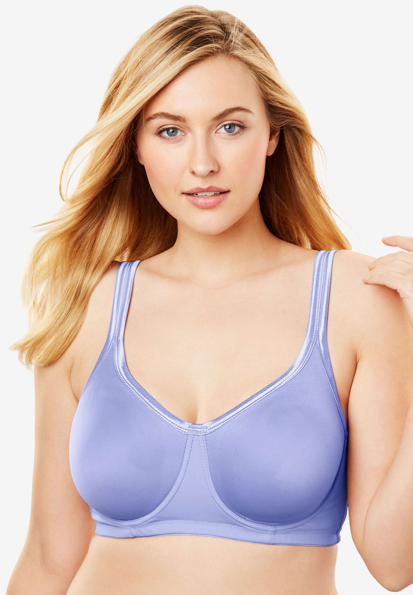 Underwire Spacer T-Shirt Bra by Comfort Choice®,