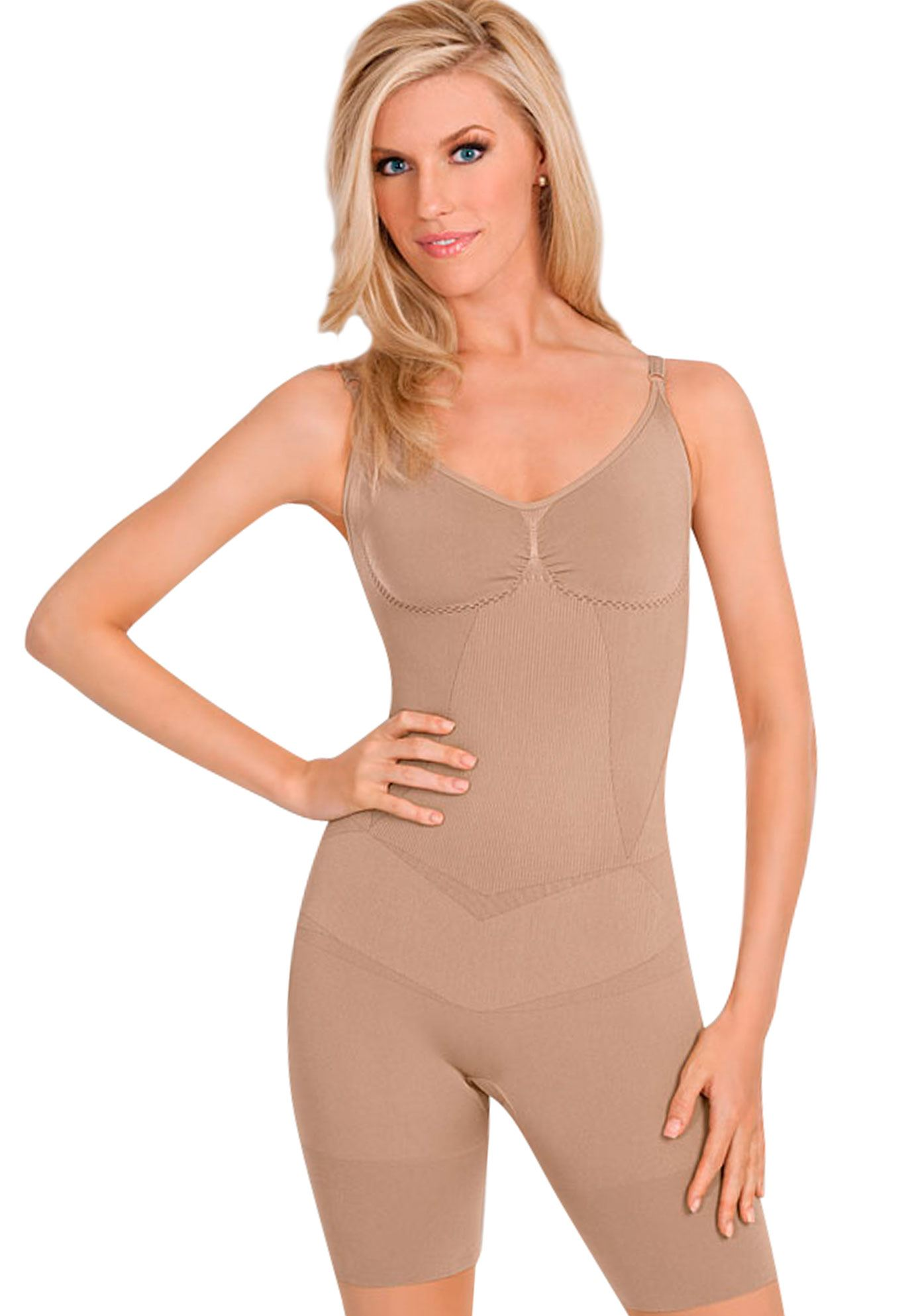 Julie France by Euroskins Boxer Style Body Shaper,