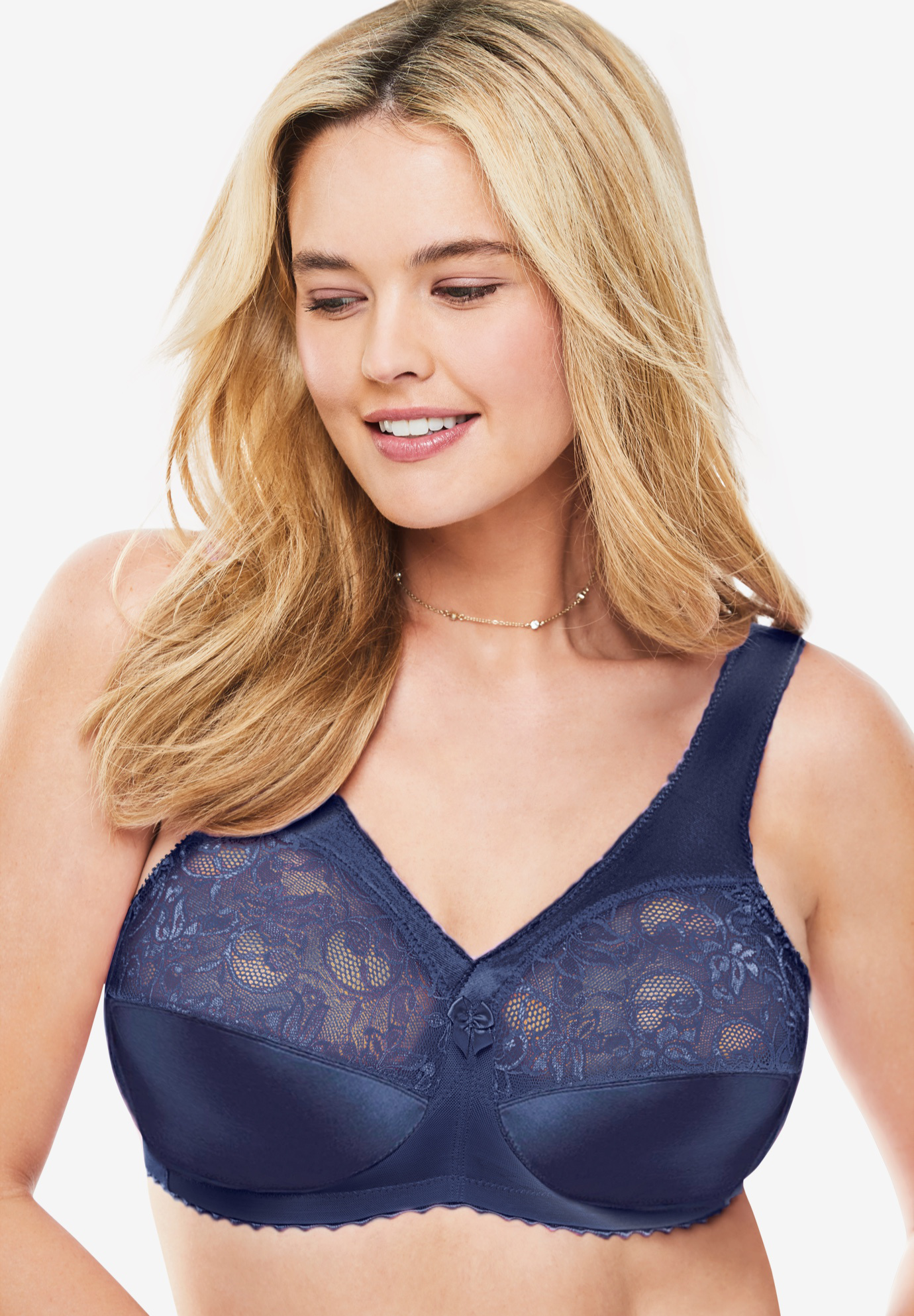 548af3e660 Magic Lift® Soft Cup Shoulder Comfort Bra by Glamorise®