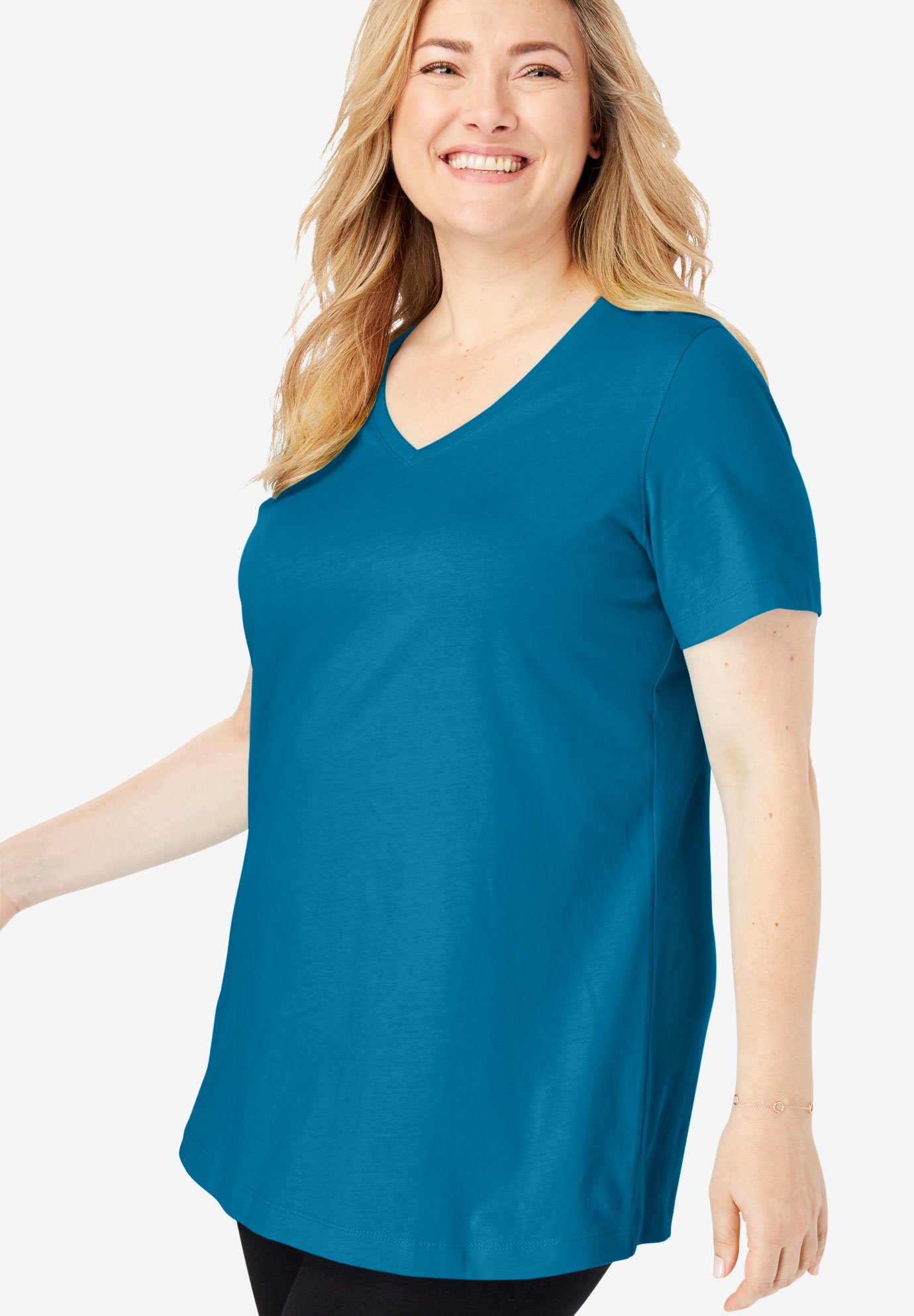 V-Neck Perfect Tee,