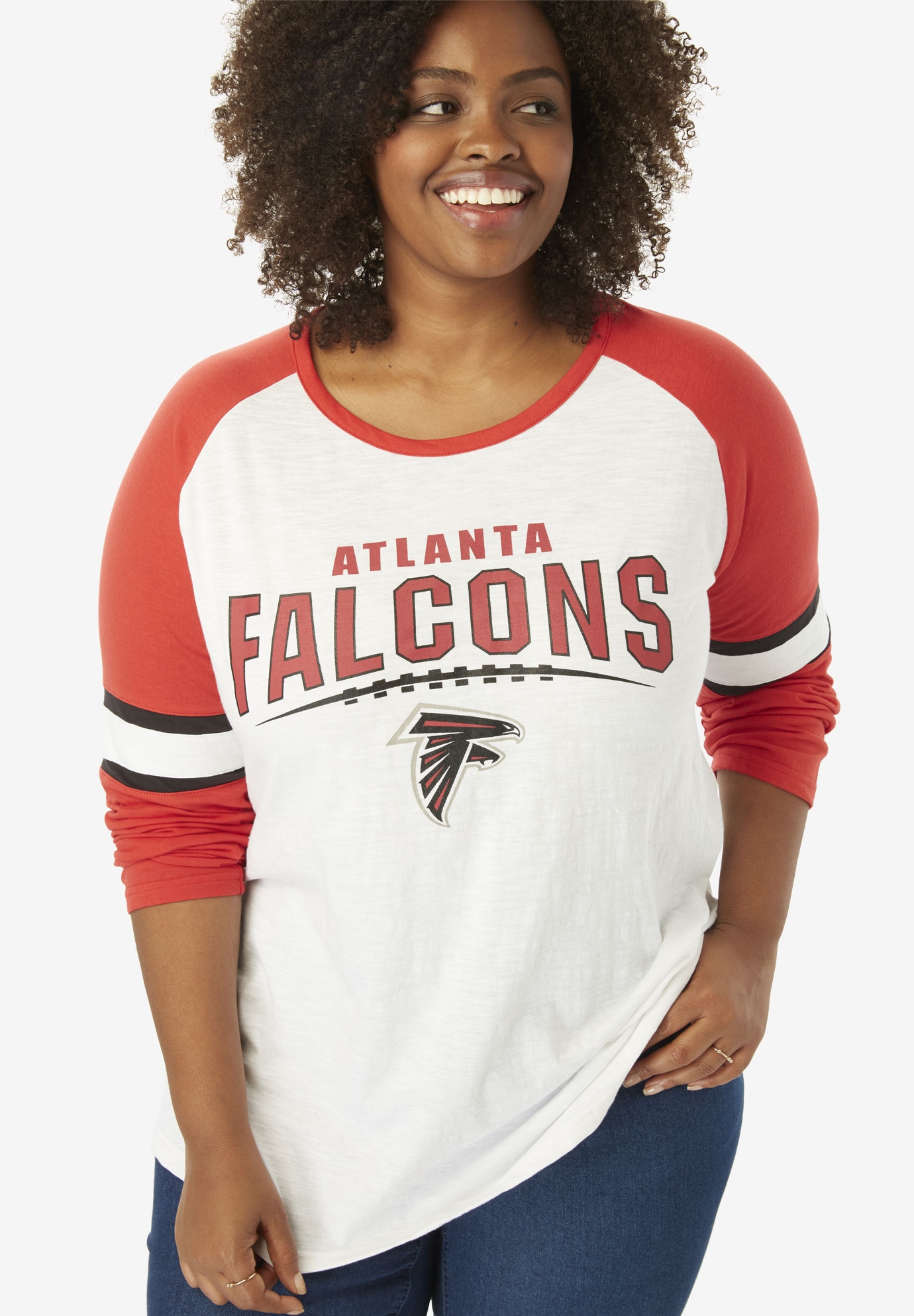 NFL Long Sleeve Raglan Tee,