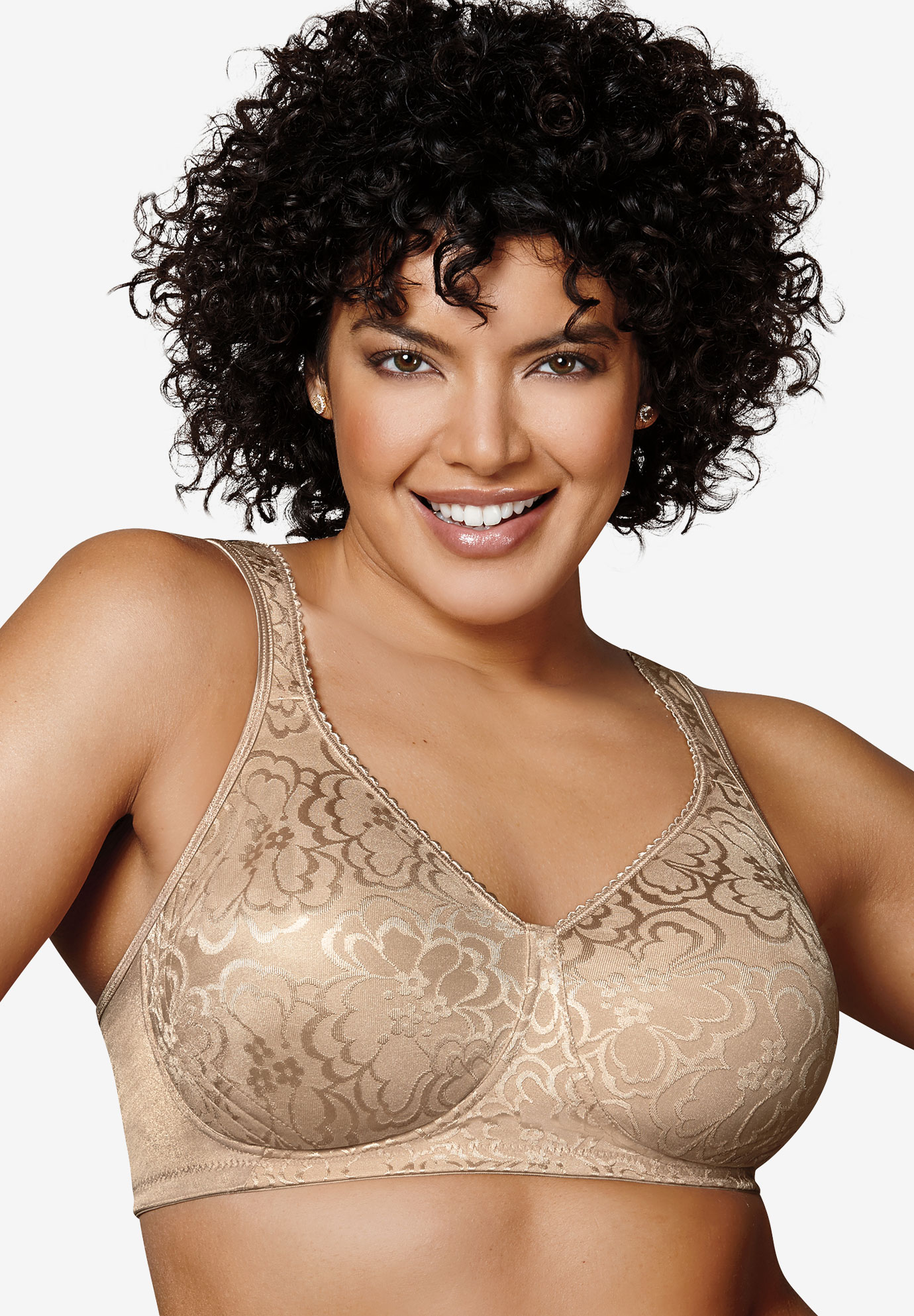 Playtex® 18 Hour® Ultimate Lift & Support Wireless Bra #4745B,