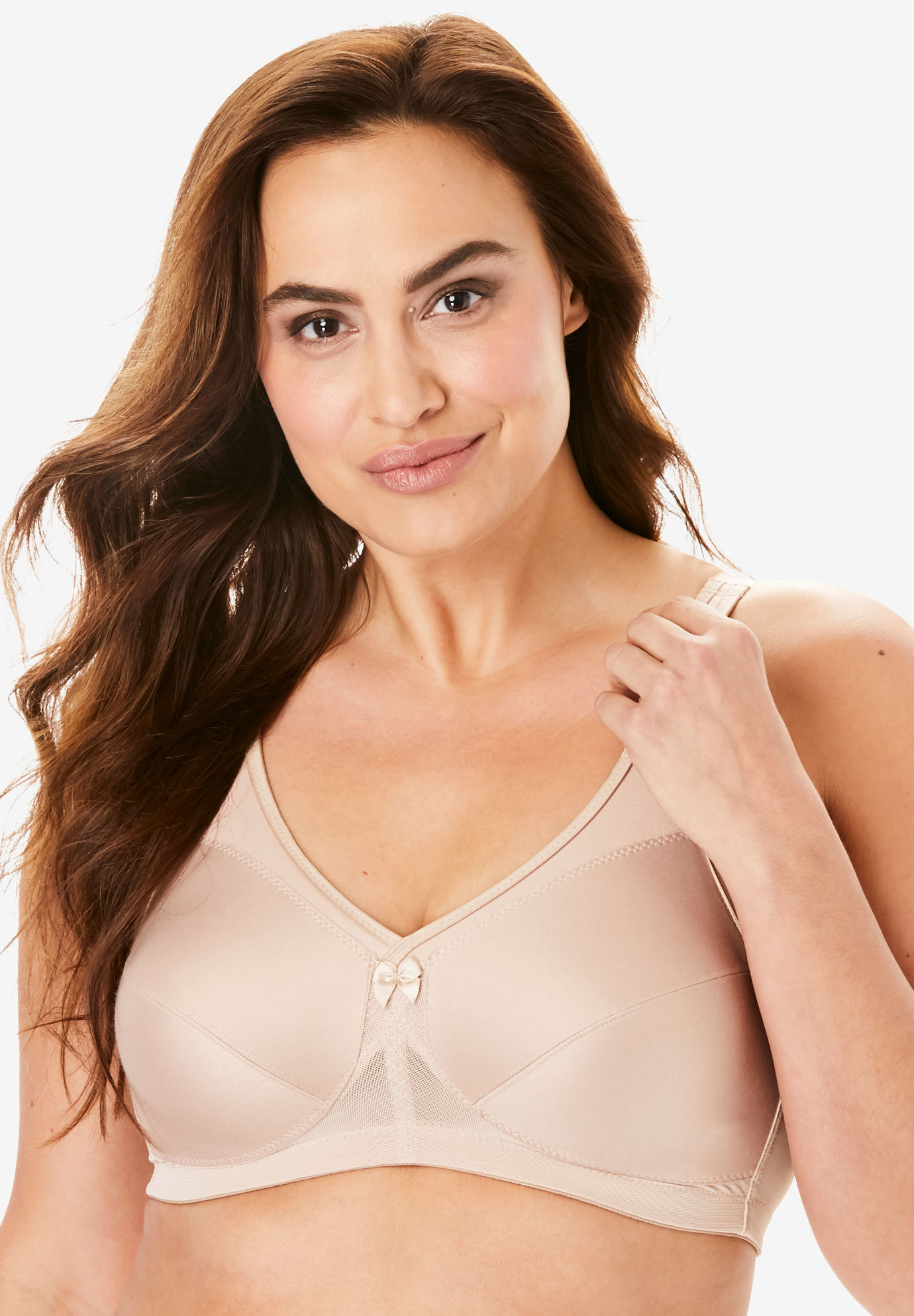 Magic Lift® Medium Impact Active Bra by Glamorise®,