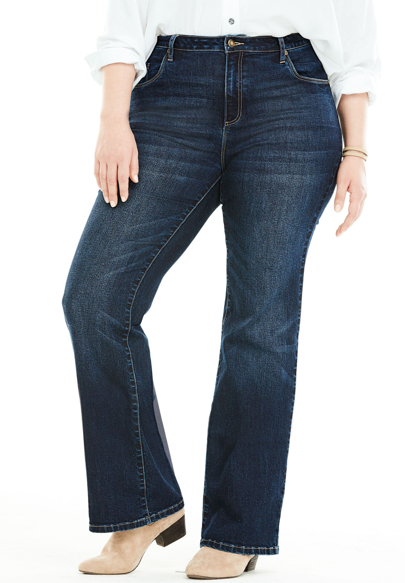 Perfect Bootcut Jean,