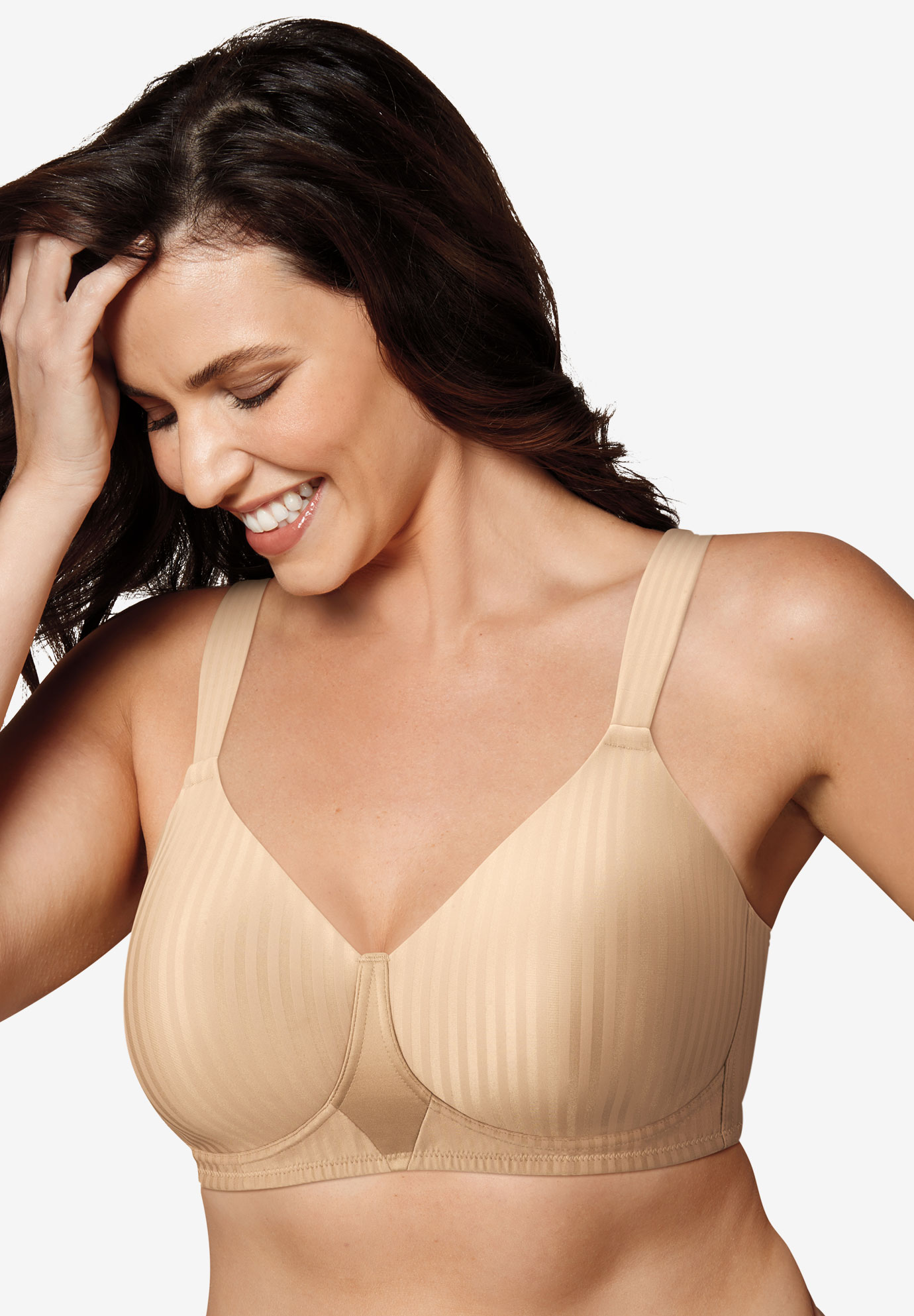 Bra for lift & underwire support, Secrets by Playtex®,