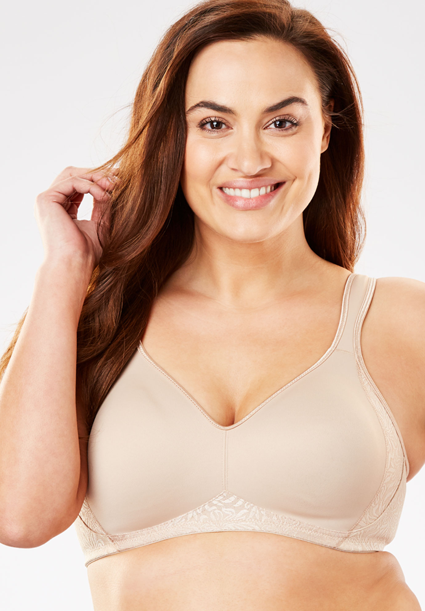 7e867c401c5fd 18 Hour Seamless Smoothing Bra by Playtex®