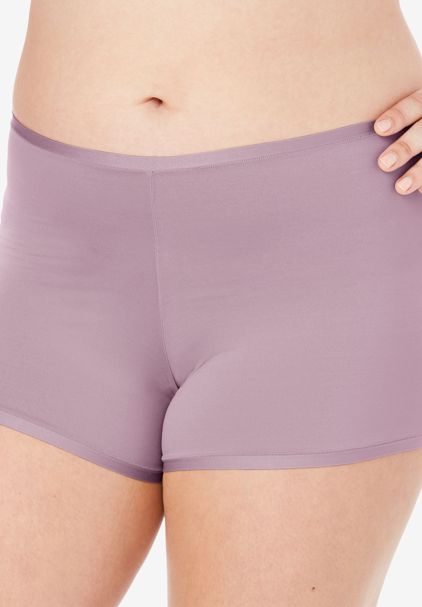 Utra Light Supersoft Boyshort by Comfort Choice®,