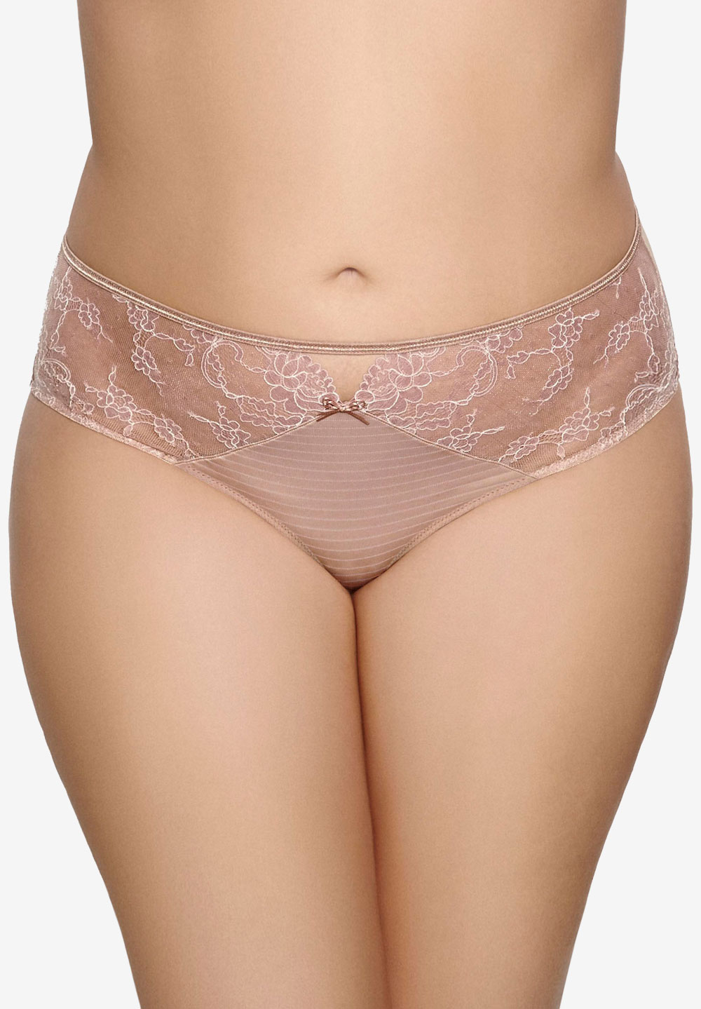 faec67526e41b9 Essential Hi Cut by Ashley Graham® | Plus Size Intimates | Full Beauty