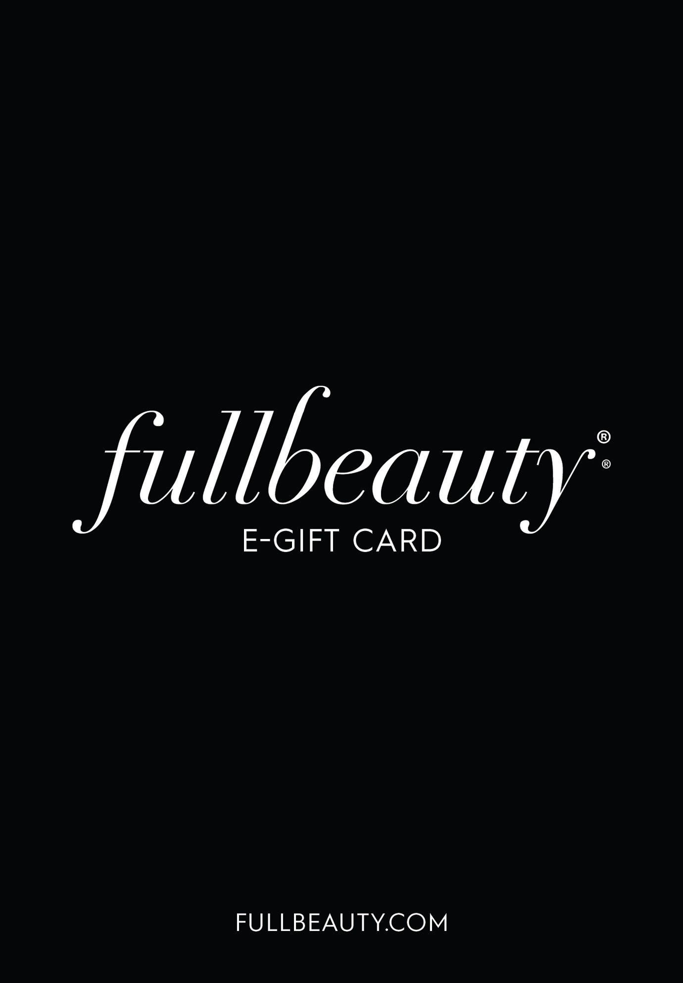 e-Gift card: Any Occassion!,