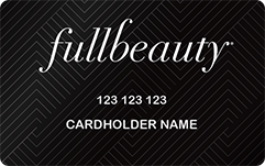 fullbeauty Credit Card