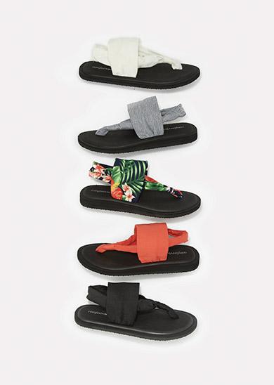 Comfortview $19.99 Sandals
