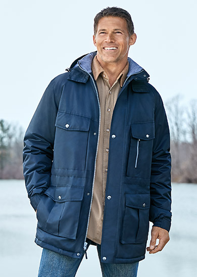 Men's Outerwear from $35.99