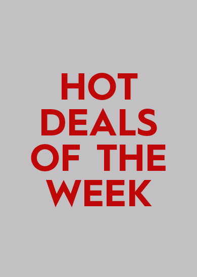 hot deals of the week every offer from every brand is right here!